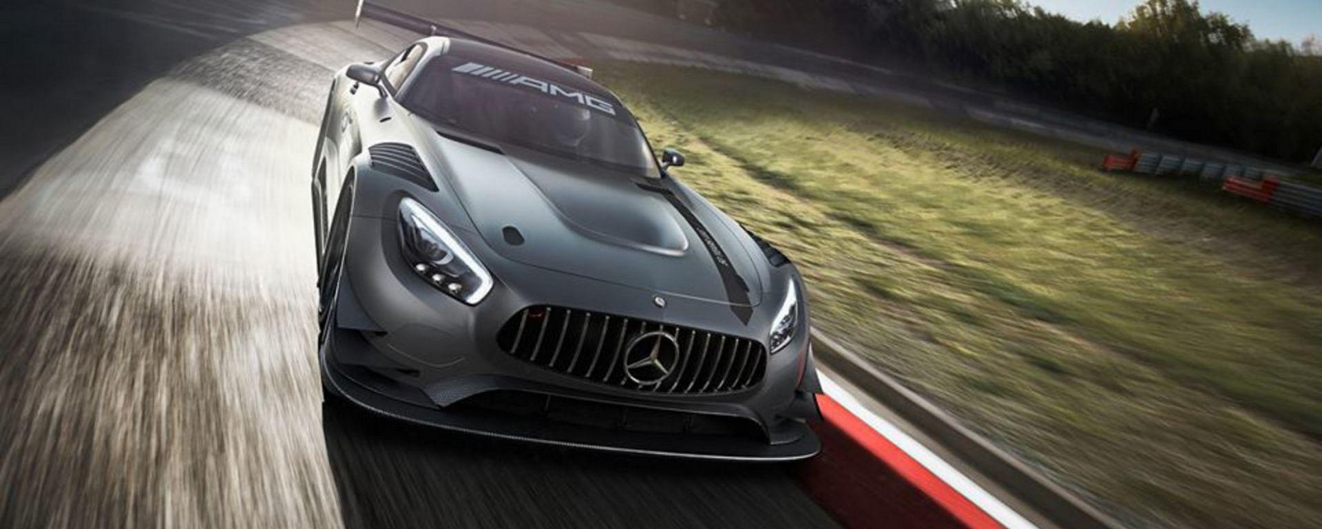 Mercedes-AMG GT3 Edition 50: regalo speciale
