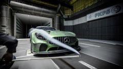 Mercedes AMG GT4 - galleria del vento