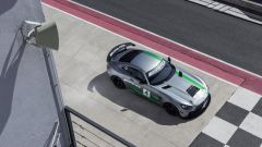 Mercedes AMG GT4 - visuale dall'alto