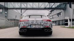 Mercedes-AMG GT73: dettaglio posteriore