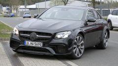 Mercedes-AMG, il muletto misterioso: nasconde la nuova Mercedes SL?