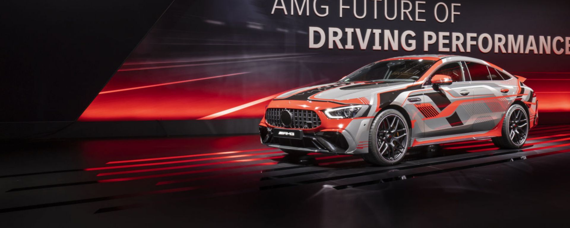 Mercedes-AMG: in arrivo nuovi modelli elettrificati