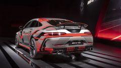 Mercedes-AMG: la GT73 con V8 biturbo plug-in hybrid