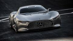Mercedes-AMG: la hypercar farà largo uso di materiali leggeri