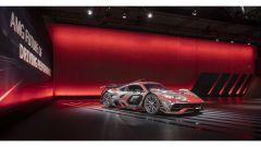 Mercedes-AMG: la Project One mimetizzata