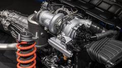 Mercedes-AMG: le due turbine Garrett del V8 ibrido