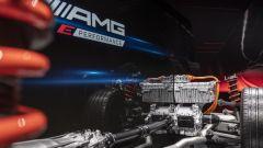 Mercedes-AMG: lo schema ibrido delle nuove auto
