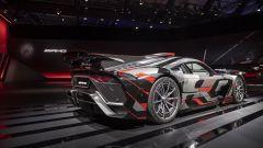 Mercedes-AMG: motori a 4 e 8 cilindri e potenza fino a oltre 800 CV