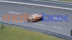 Mercedes AMG One impegnata nei test in pista