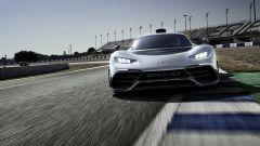 Mercedes AMG One: in pista