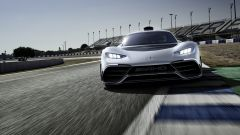 Mercedes AMG One: sound in video