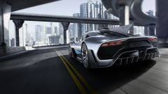 Mercedes AMG One: il sound della supercar video