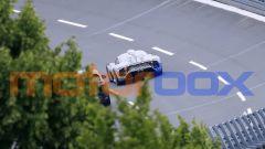 Mercedes AMG One: visuale da dietro