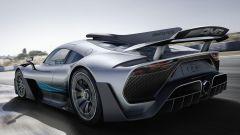 Mercedes-AMG One: visuale di 3/4 posteriore