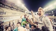Mercedes AMG Petronas Motorsport - Nico Rosberg vince il titolo Piloti 2016