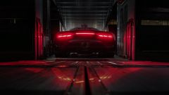 Mercedes-AMG Project One: fanaleria posteriore