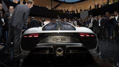 Mercedes-AMG Project One: a Francoforte con 1.020 cavalli - Immagine: 1