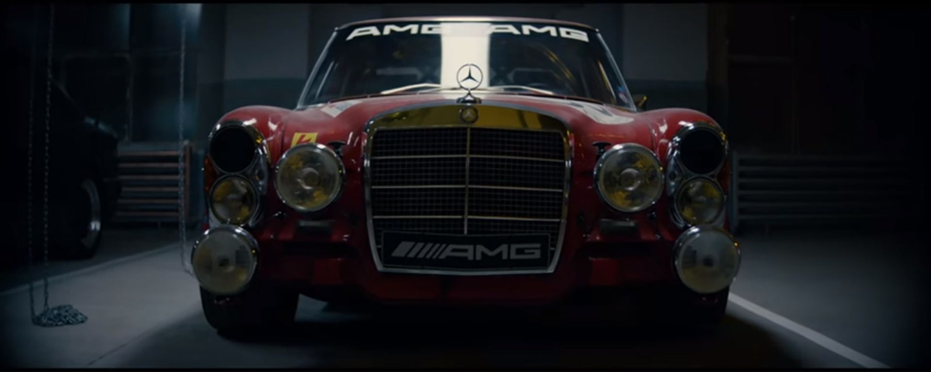 Mercedes-AMG Project One: i video teaser