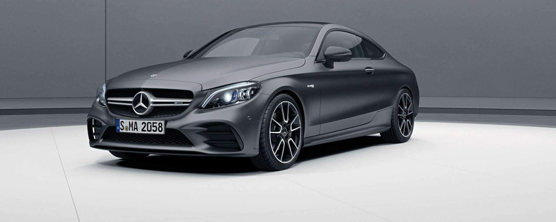 Mercedes-AMG Race Edition: una serie speciale solo per l'italia
