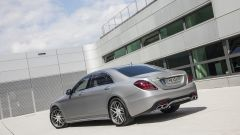 Mercedes AMG S 63 4MATIC+ ed S 65: belve ultralusso - Immagine: 8