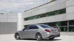 Mercedes AMG S 63 4MATIC+ ed S 65: belve ultralusso - Immagine: 9