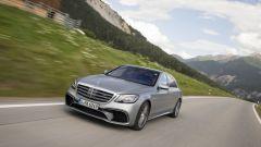 Mercedes AMG S 63 4MATIC+ ed S 65: belve ultralusso - Immagine: 15