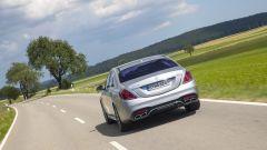Mercedes AMG S 63 4MATIC+ ed S 65: belve ultralusso - Immagine: 18