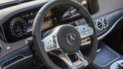 Mercedes AMG S 63 4MATIC+ ed S 65: belve ultralusso - Immagine: 28