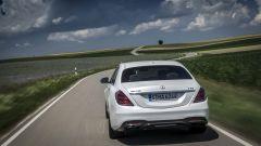 Mercedes AMG S 63 4MATIC+ ed S 65: belve ultralusso - Immagine: 35