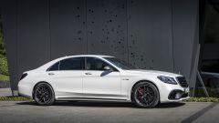 Mercedes AMG S 63 4MATIC+ ed S 65: belve ultralusso - Immagine: 38