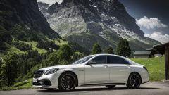 Mercedes AMG S 63 4MATIC+ ed S 65: belve ultralusso - Immagine: 43