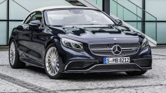 Mercedes AMG S 65 Cabrio - Immagine: 7