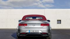 Mercedes-AMG S63 4Matic Cabrio Edition 130 - Immagine: 10