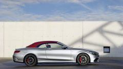 Mercedes-AMG S63 4Matic Cabrio Edition 130 - Immagine: 14