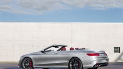 Mercedes-AMG S63 4Matic Cabrio Edition 130 - Immagine: 20