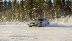Mercedes AMG SL 2021: durante i test c'è spazio anche per un po' di divertimento