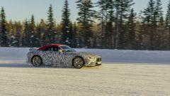 Mercedes AMG SL 2021: in arrivo a fine 2021