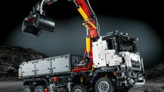 Mercedes Arocs 3245 by Lego Technic - Immagine: 1