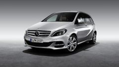 Mercedes B 200 Natural Gas Drive - Immagine: 9
