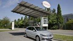 Mercedes B 200 Natural Gas Drive - Immagine: 3