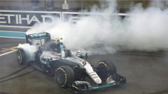 Mercedes Benz AMG - F1 GP Abu Dhabi