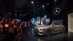 Mercedes-Benz Classe A Berlina, le foto dal vivo - Immagine: 4