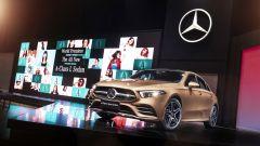 Mercedes-Benz Classe A Berlina, le foto dal vivo - Immagine: 5