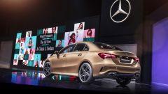 Mercedes-Benz Classe A Berlina, le foto dal vivo - Immagine: 1