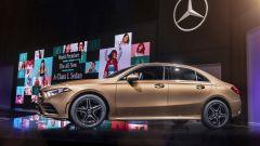 Mercedes-Benz Classe A Berlina, le foto dal vivo - Immagine: 6