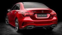 Mercedes-Benz Classe A Berlina: vista 3/4 posteriore