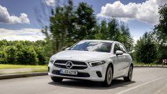 Mercedes-Benz Classe A plug-in hybrid