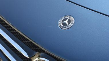 Mercedes-Benz Classe B 180 Automatic: dettaglio logo Mercedes