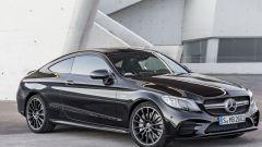 Mercedes-Benz Classe C Coupé: linea affusolata ed elegante