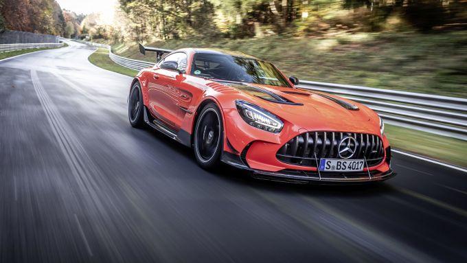 Mercedes-Benz, conferenza stampa 2020: AMG tiene nonostante la crisi